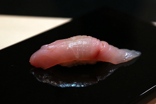 Buri (yellowtail) is an autumn specialty
