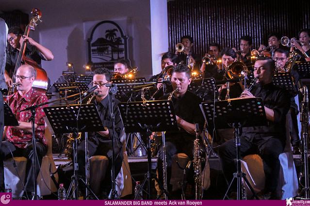 Salamander Big Band meets Ack van Rooyen 2014 (6)