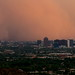 Haboob over Phoenix by SD Anderson