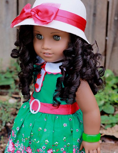 American Girl Kit's Beforever Meet Outfit Review