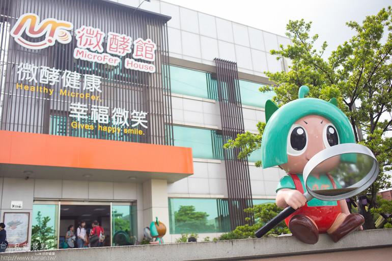 台南私藏景點- Mr 微笑館,天一藥廠觀光工廠 (1)