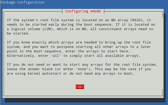 How to create a software RAID-1 array with mdadm on Linux - Xmodulo