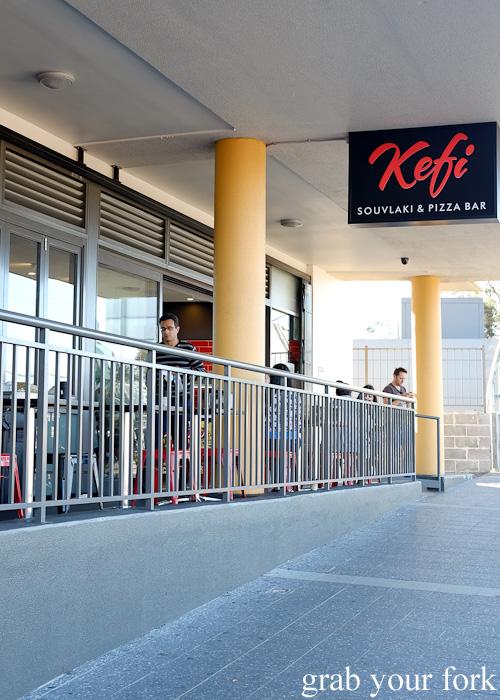 Kefi Souvlaki Bar, Kingsgrove