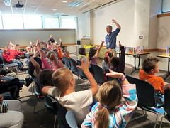 First Grade Tours with Josh September 15, 2014