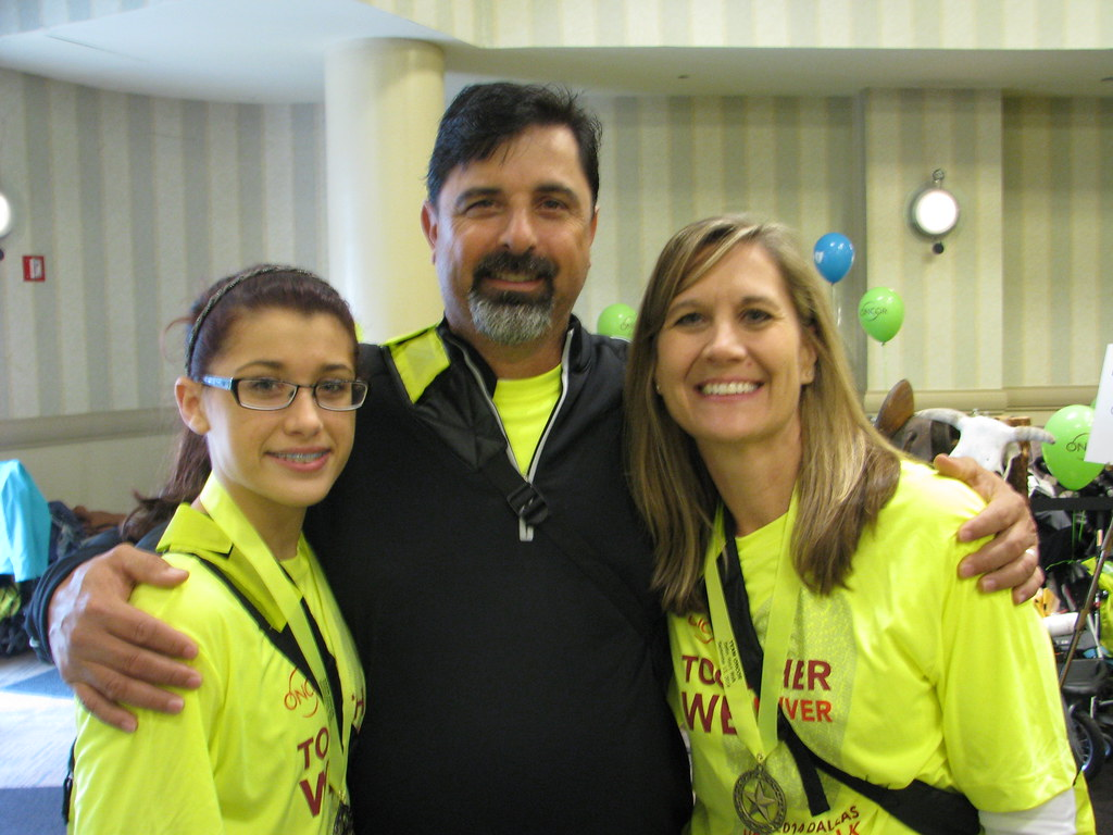 Oncor Employees Attend the 2014 Heart Walk