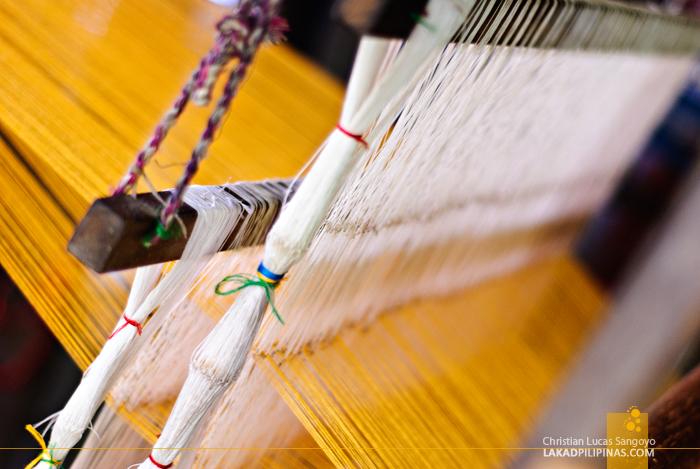 Abel Weaving in Ilocos