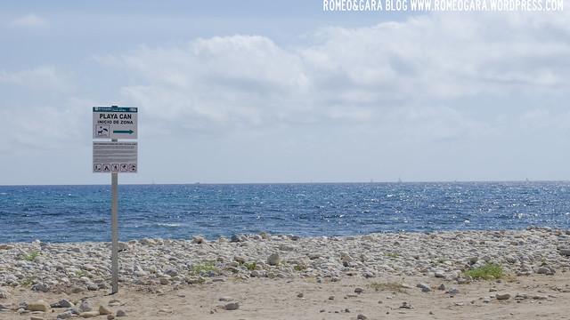 riusec5Playa Can de El Campello: Platja Punta del Riu