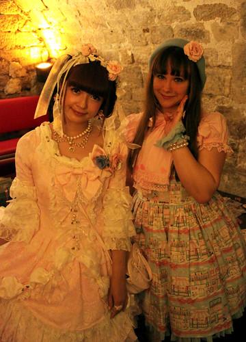 With Misako
