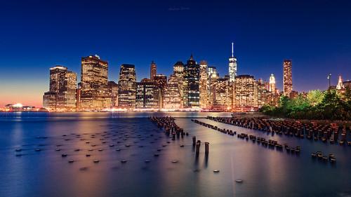 new york brooklyn manhattan