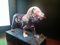 MGM sponsore lion art