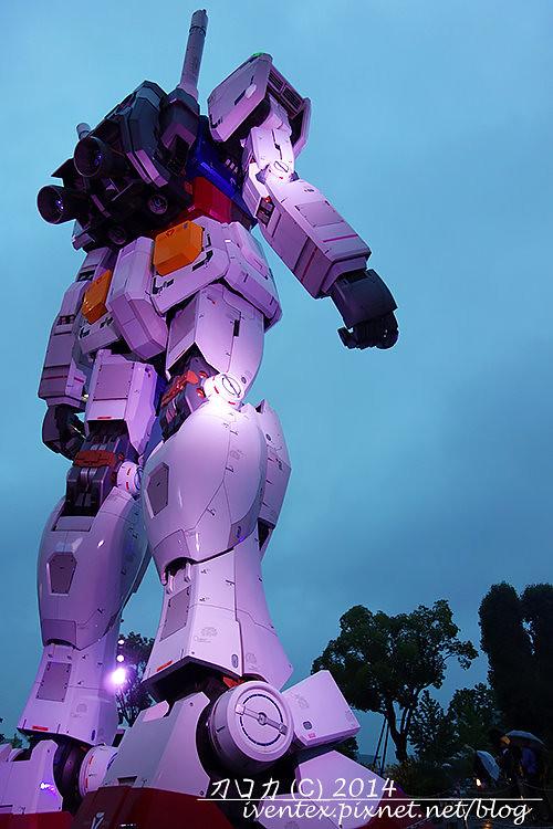 07日本東京台場DiverCity Tokyo Plaza機動戰士鋼彈