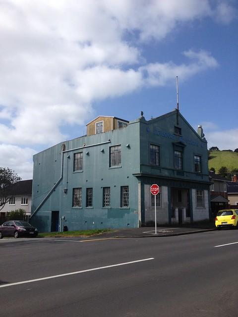 Devonport fire station