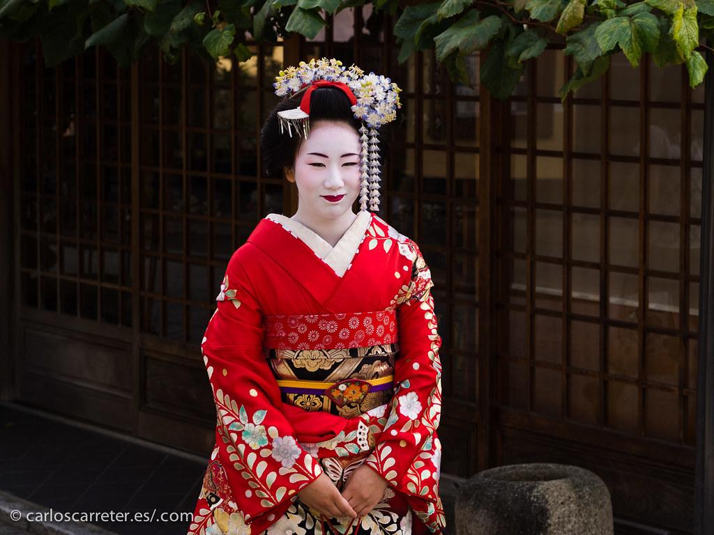 Presunta maiko - Kioto