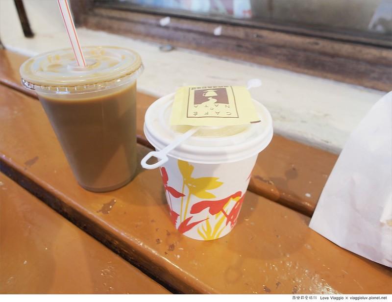 【澳門 Macau】澳門平民美食 勝利茶餐廳豬扒包早餐 瑪嘉烈葡式蛋塔 @薇樂莉 ♥ Love Viaggio 微旅行
