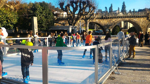 Synthetic Ice Rink in Portugal