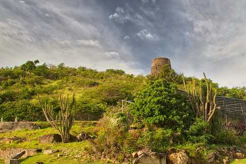 antigua 4star architecture landscape outdoors flowers historic ruins caribbean