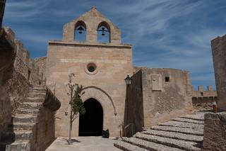 Kuva Castell de Capdepera lähellä Capdepera. spain mallorca majorca balearicislands majorka hiszpania morześródziemne baleary