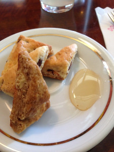 Double Decker: Complimentary Scones - Okinawa, Japan