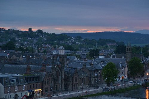 354 - Inverness by night