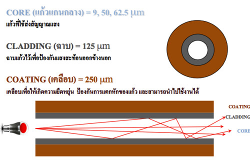 Fiber Optic Diagram