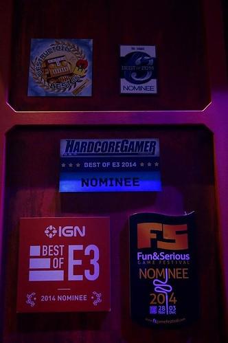 SEGA E3 2014 - Alien: Isolation Booth