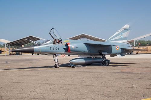 Dassault Mirage F1CR Armée de l'Air 118-CY cn 660