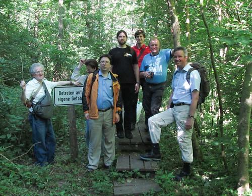 SotM-EU Woodland Workshop Participants