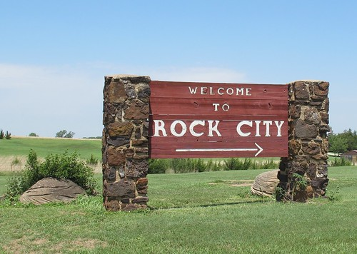 Rock City in Kansas