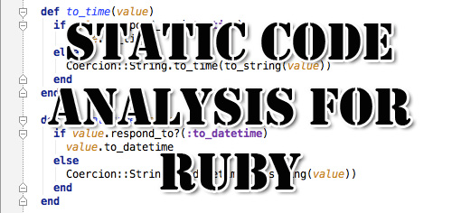 Static Code Analysis Security Scanner For Ruby