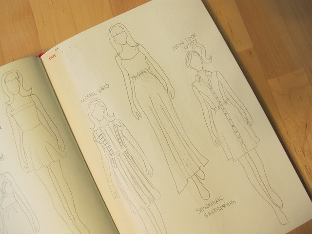 Fashionary Sketchbook