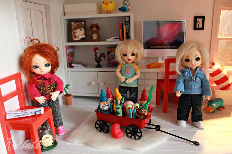 Ami, Jay & Madi