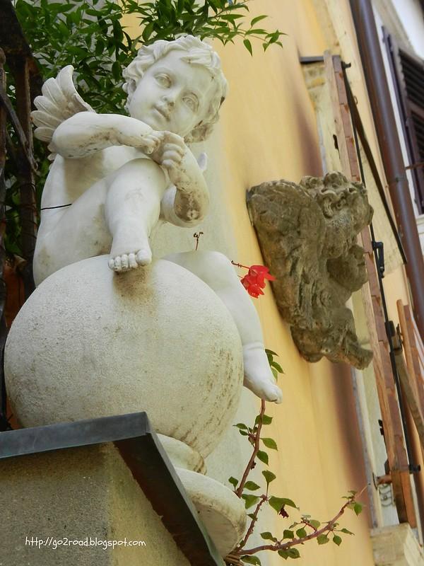 Декорации Пирана