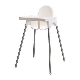 IKEA高腳餐椅