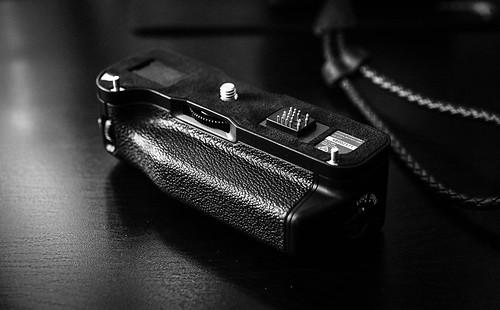 FUJI X-T1 電池手把