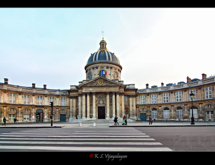 Institut de France @ Paris