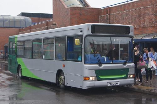 Stagecoach Norfolk Green 34700 PX05 EMV