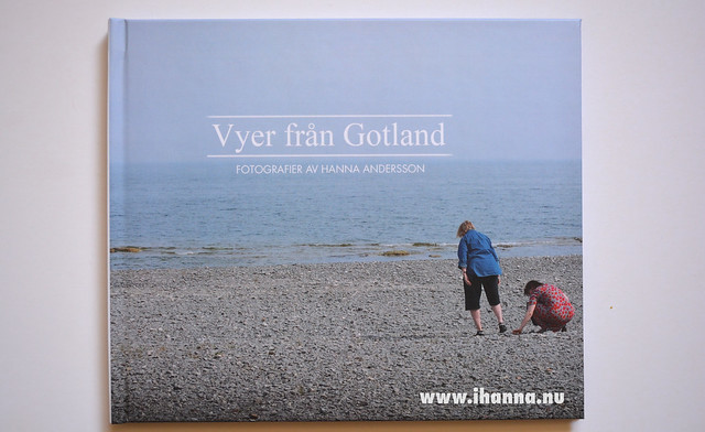 Travel Photo Book // Swedish Blurb Book Vyer från Gotland by iHanna