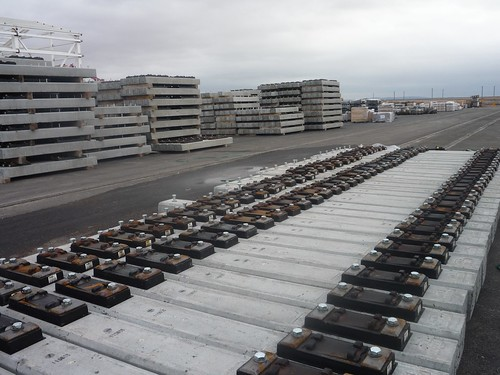Travipos is to supply 90,000 sleepers for the Extremadura high speed line