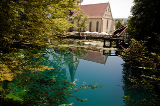 Blautopf, Blaubeuren. Foto: Stephan Benz