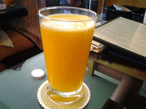 fresh squeeze oj  O-B House Fort Lauderdale