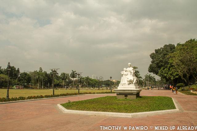 Asia - Philippines - Manila - Rizal Park (2)