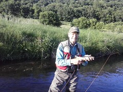Dan with a modest Coulee Country brown