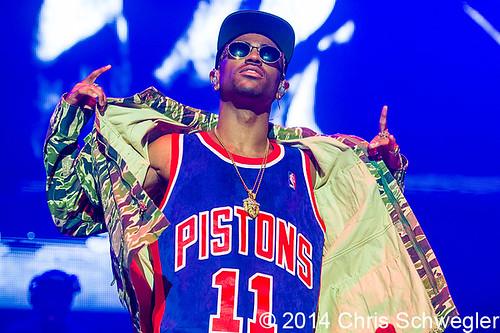 Big Sean - 06-14-14 - The Big Show At The Joe, Joe Louis Arena, Detroit, MI