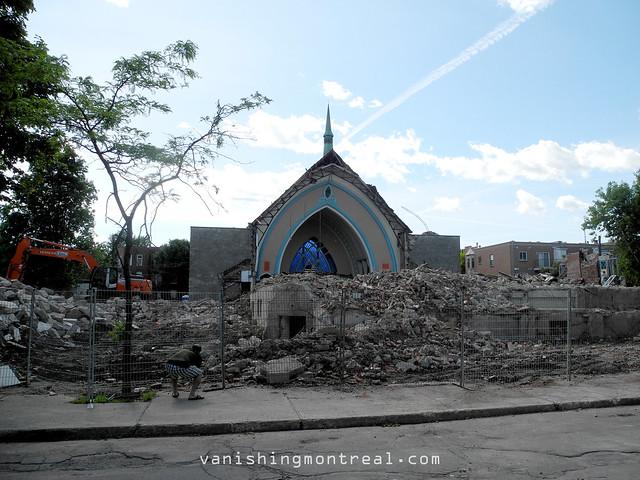 Eglise Notre-Dame-de-la-Paix demolition 15/06/14 3