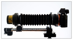 W. Watson and Sons' Holostigmat series I, triple convertible lens 6,5'', f/6.5 (ca 1900)