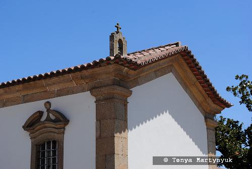 58 - провинция Португалии - маленькие города, посёлки, деревушки округа Каштелу Бранку