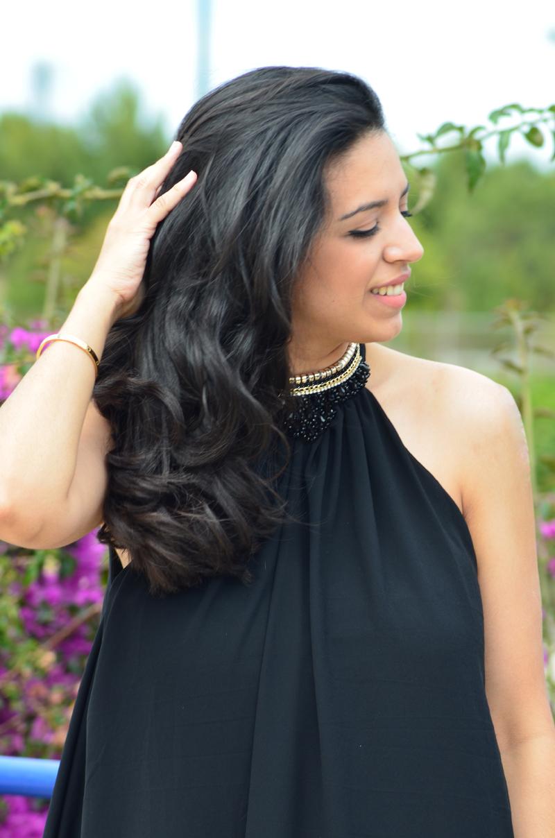 florenciablog look bbc invitado boda y comunion look en negro fioretrends gandia fashionblogger