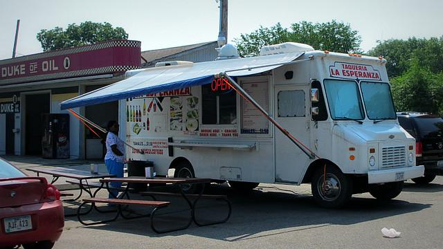Taqueria La Esperanza in Des Moines, Iowa.