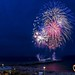 charlie raven posted a photo:	Fireworks set off simultaneously from Bournemouth and Boscombe Piers 11/07/14© www.charlieraven.comAll rights reserved