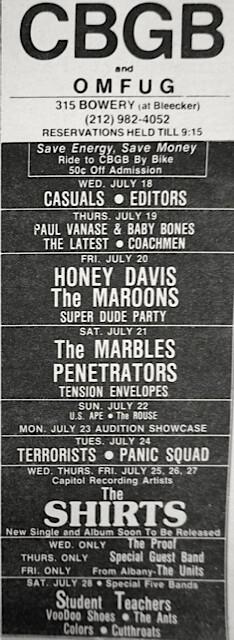 CBGB 07-18-79